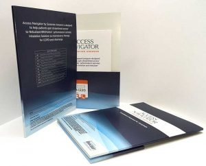 Sunovion medical marketing kit